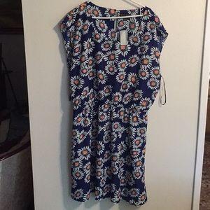 Forever 21 dress skirt floral.